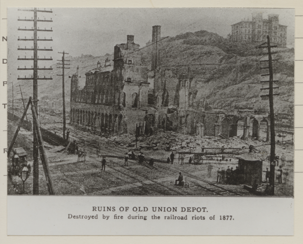 Great Railroad Strike - 2