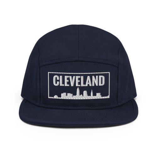 Cleveland 5-Panel Hat