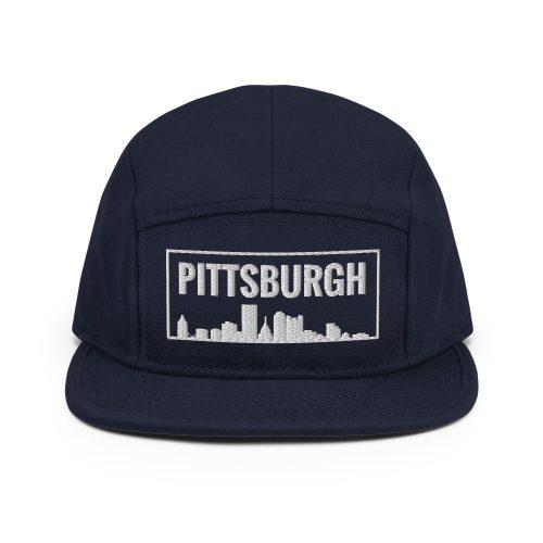 Pittsburgh 5-Panel Hat