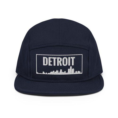 Detroit 5-Panel Hat