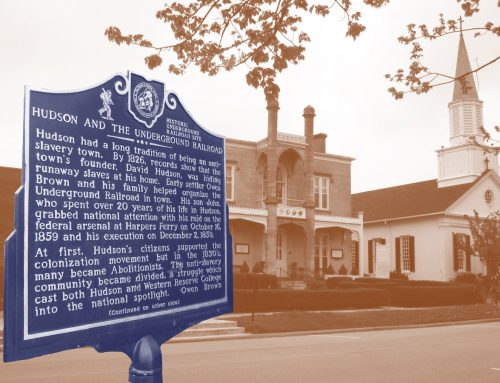 In Hudson, Ohio, Whose History Matters?