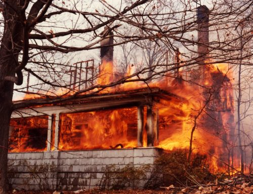 Fire in Steubenville