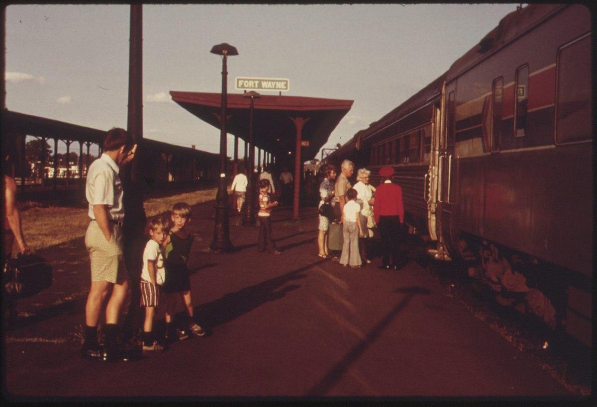 Amtrak Fort Wayne
