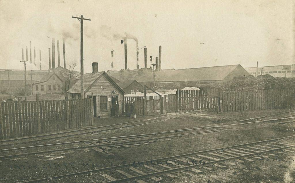 Shook, Interstate Mills