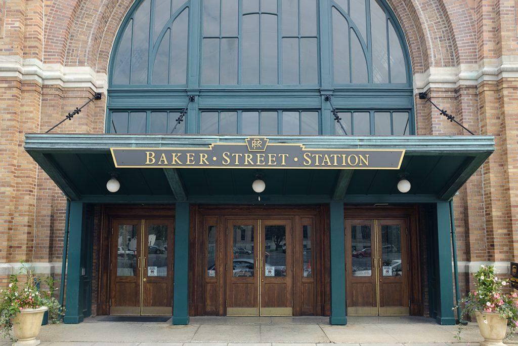 Baker Street Station Fort Wayne
