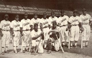 Cleveland Buckeyes, 1947