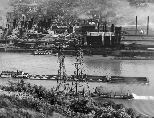 The History and Possible Futures of an American Steel Town