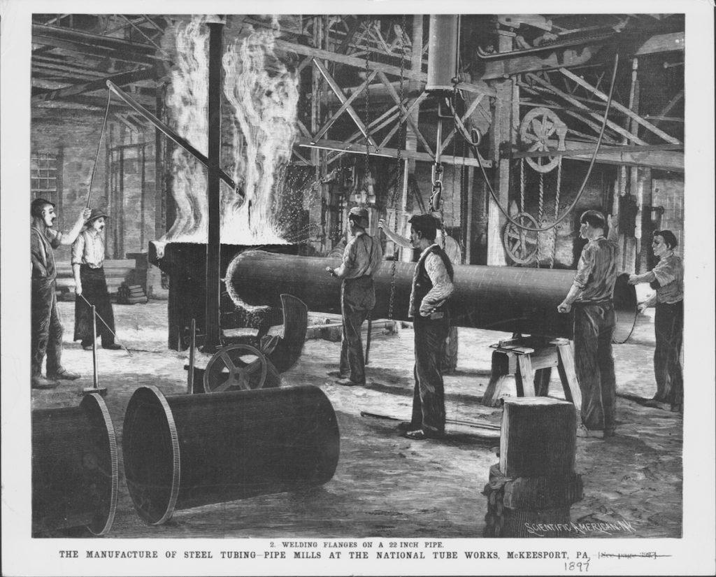National Tube Works, 1897