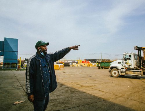 Reducing Recidivism and Building Green Industry Skills in Detroit