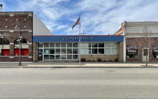 Modernist Post Office